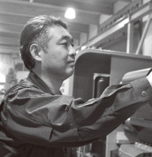 代表取締役 小澤隆美